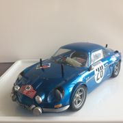 Tamiya RC Car Alpine Renault