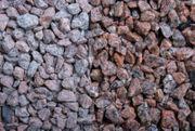 Kies Splitt Granit Restposten