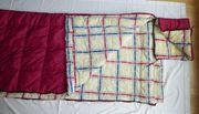 XL Decken-Schlafsäcke 2 Stück
