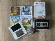 new Nintendo 3DS XL in