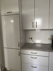 L Küche mit Siemens Küchengeräte