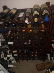 ca 160 Flaschen Wein Sekt