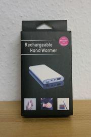 Wiederaufladbarer Handwärmer Taschenwärmer 2