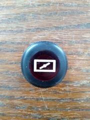 Opel Record Knopf für Starterzug