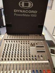 Mischpult Dynacord PowerMate 1000-1 2x500