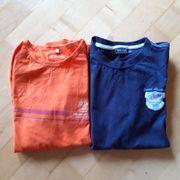 Marken Jungenkleidung 2 Shirts Kurzarm
