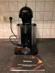 Nespresso Vertuo Plus Kapselmaschine NEU