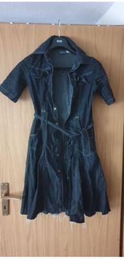 Jeanskleid Sommerkleid Strandkleid 4 St
