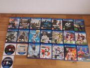21x PS4 Spiele Games
