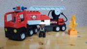 LEGO DUPLO Feuerwehrlöschzug gebraucht - Feuerwehr