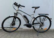 Moustache Samedi Silver Herren E-Bike