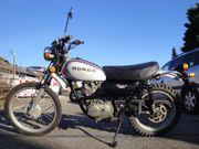 Asolute Rarität Honda XL 250