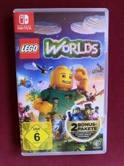 Nintendo Switch Spiel Lego Worlds