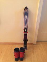 Kinder Ski Carving Tecno Pro