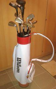 Kompl Golfausrüstung WILSON Bernhard Langer