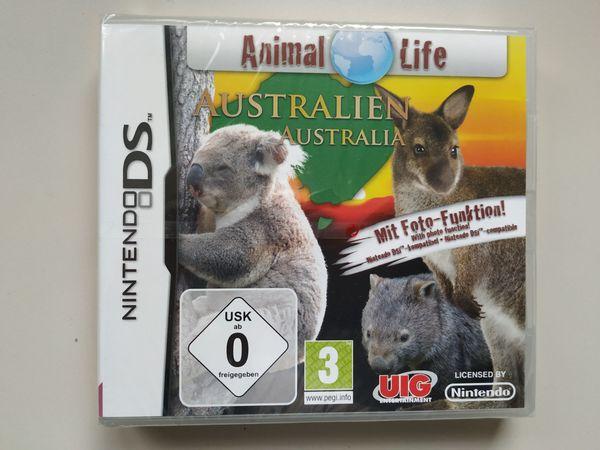 Animal Life Australien