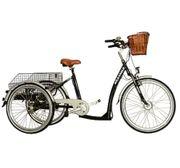 Dreirad 24 26 Ekektro für