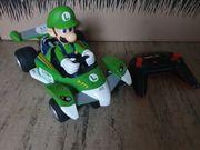 Ferngesteuertes Carrera Kart Luigi