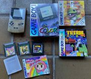Gameboy Color 3 Spiele