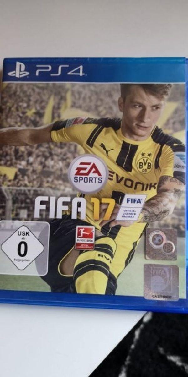 FIFA 17 SPIEL PS4