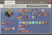 Clash of Clans Account TH14
