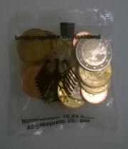 Starterset Starterkit J Euromünzen Deutschland