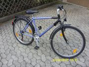 26 Zoll Fahrrad fahrbereit