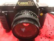 CANON T80 50mm 52mm Skylight