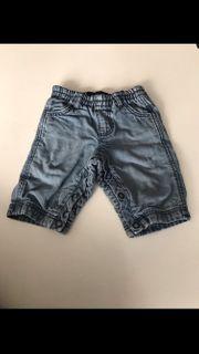 Baby Hose kurze Hose Jeans