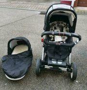 Kinderwagen Hartan VIP XL kombi