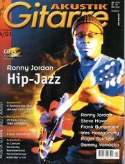 Magazin Akustik Gitarre Ausgabe April