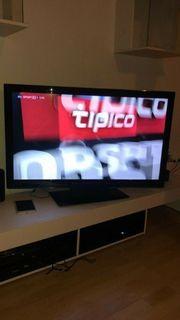 Biete hier meinen LG TV