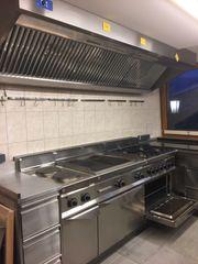 Gastroküche Küche Edelstahl