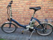 Faltrad Flyer Eco Deluxe Modell