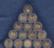 2 Euro Gedenkmünzen Deutschland - Länderserie -