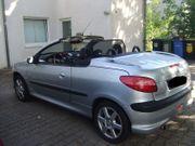 Peugeot 206cc Platinum Cabrio sehr