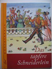 Kinderbuch Das tapfere Schneiderlein
