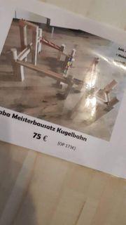 HABA Murmelbahn Mega Meisterbausatz