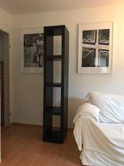 Ikea Regal Dunkel Braun