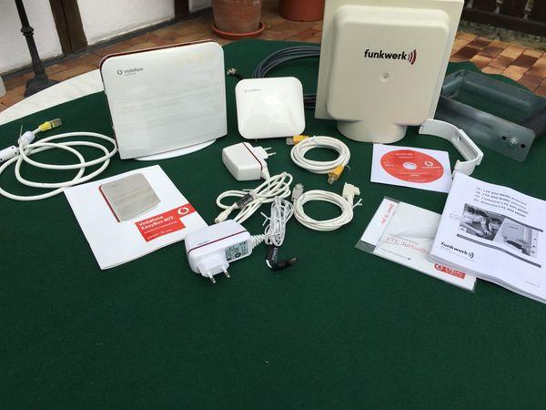 Vodafone LTE Set