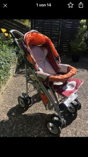 Kinderwagen Marke Inglesina