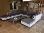 Lounge Garnitur für bis zu