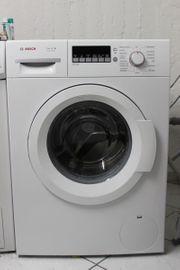 Bosch 8kg Waschmaschine