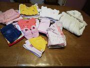 Kleiderpaket für Mädchen Größe 56-68