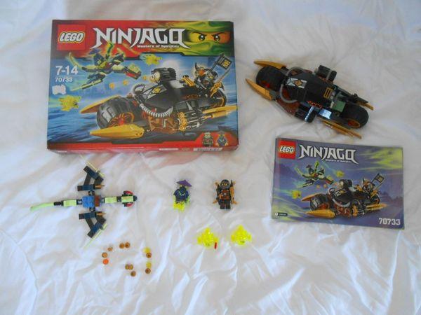 70733 LEGO Ninjago Cole s