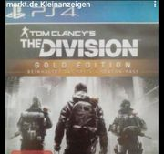 PS4 The DIVISION Gold Edition