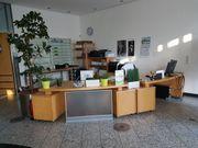 Komplette Büroeinrichtung Auflösung