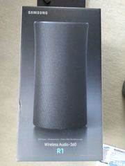 Wireless Audio -360° Bluetooth Lautsprecher