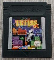 Game Boy Spiel Tetris DX