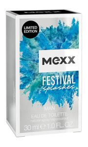 NEU MEXX Festival Splashes Man